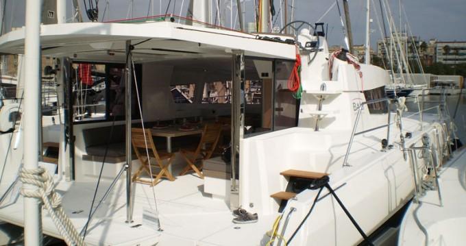 Location bateau Bali Catamarans Bali 4.0 à Arnos Vale sur Samboat