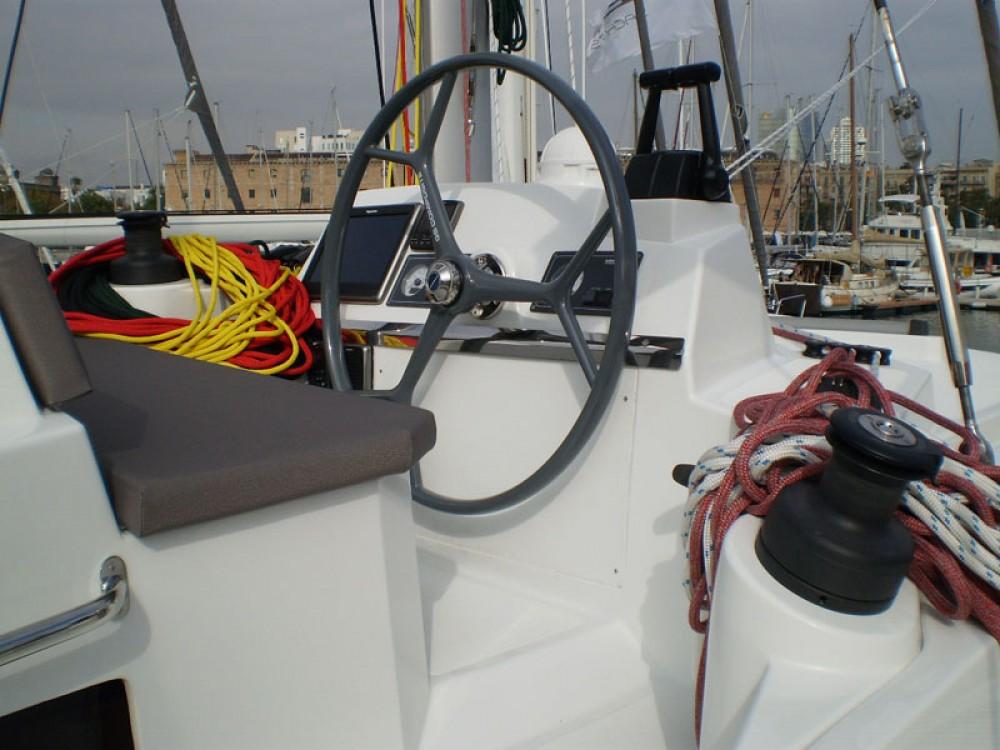 Louer Catamaran avec ou sans skipper Bali Catamarans à Arnos Vale