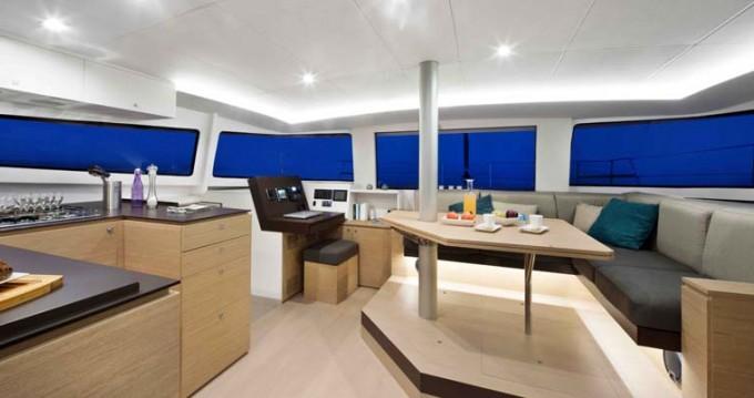 Location bateau Papeete pas cher Bali 4.5