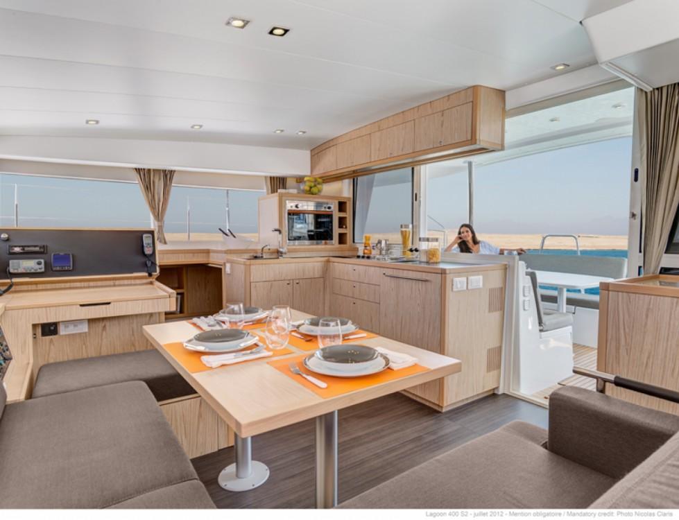 Location yacht à Dubrovnik - Lagoon Lagoon 400 S2 sur SamBoat