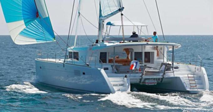 Catamaran à louer à Porto Rico au meilleur prix