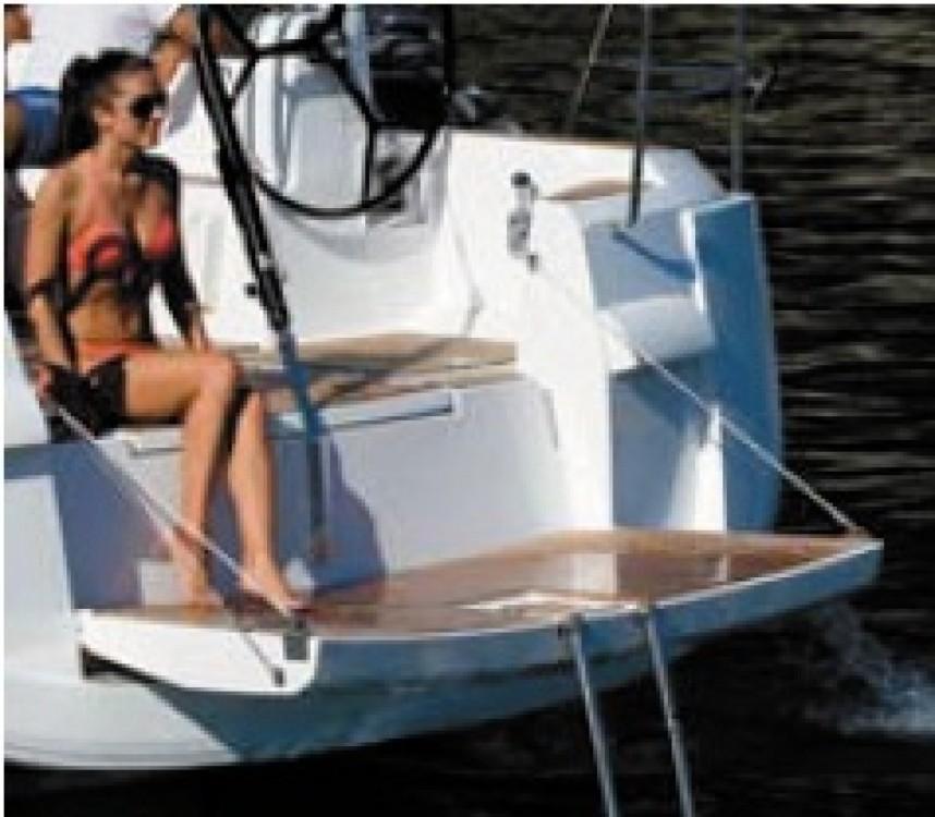 Location bateau Ajaccio pas cher Sun Odyssey 469