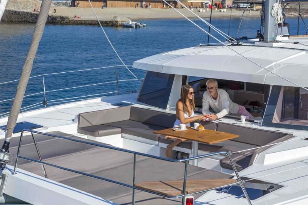 Location Catamaran Catana avec permis
