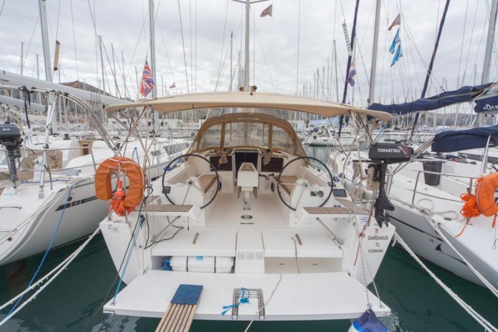 Location yacht à Trogir - Dufour Dufour 382 Grand Large sur SamBoat