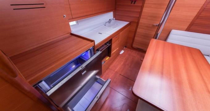 Location bateau Šibenik pas cher Dufour 382 Grand Large