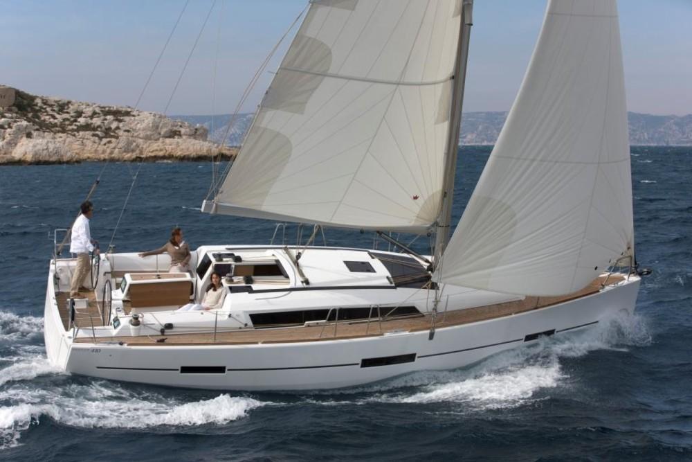 Location yacht à Saint-Mandrier-sur-Mer - Dufour Dufour 410 Grand Large sur SamBoat