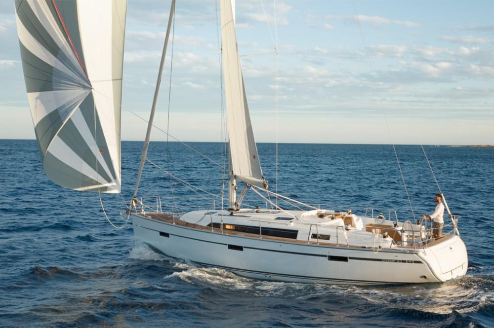 Location bateau Leucade pas cher Bavaria 41