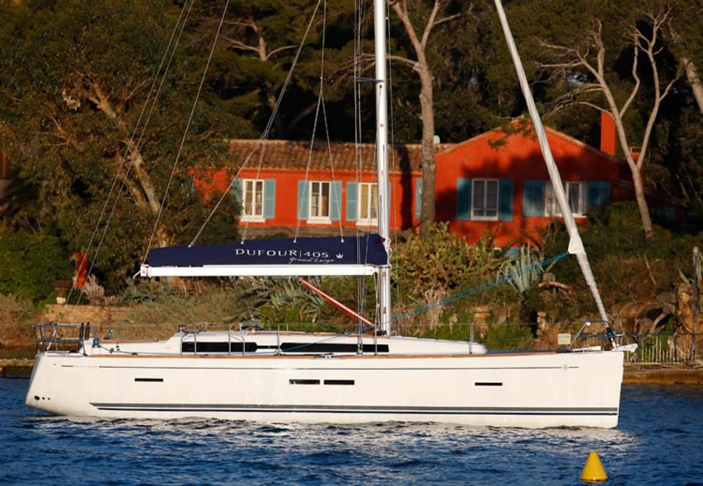 Dufour Dufour 405 Grand Large entre particuliers et professionnel à Ajaccio