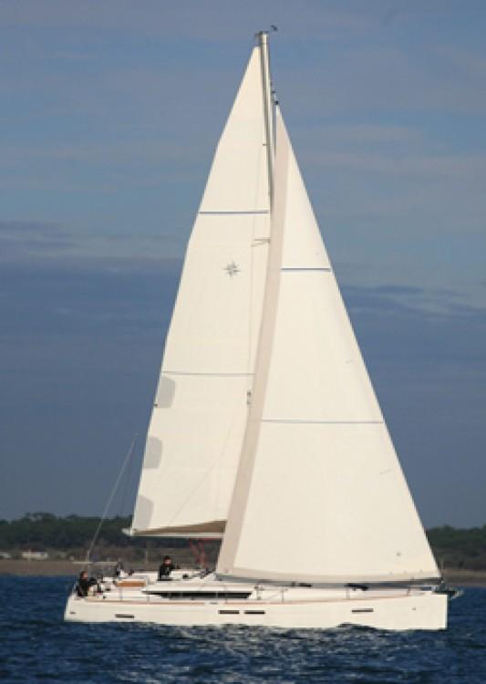 Location yacht à Kotor - Jeanneau Sun Odyssey 439 sur SamBoat