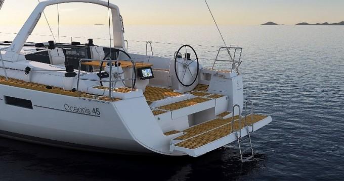 Louer Voilier avec ou sans skipper Bénéteau à Rhodes