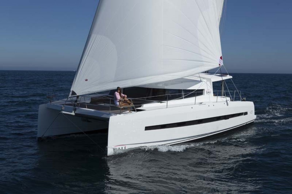 Location bateau Palma pas cher Bali 4.5