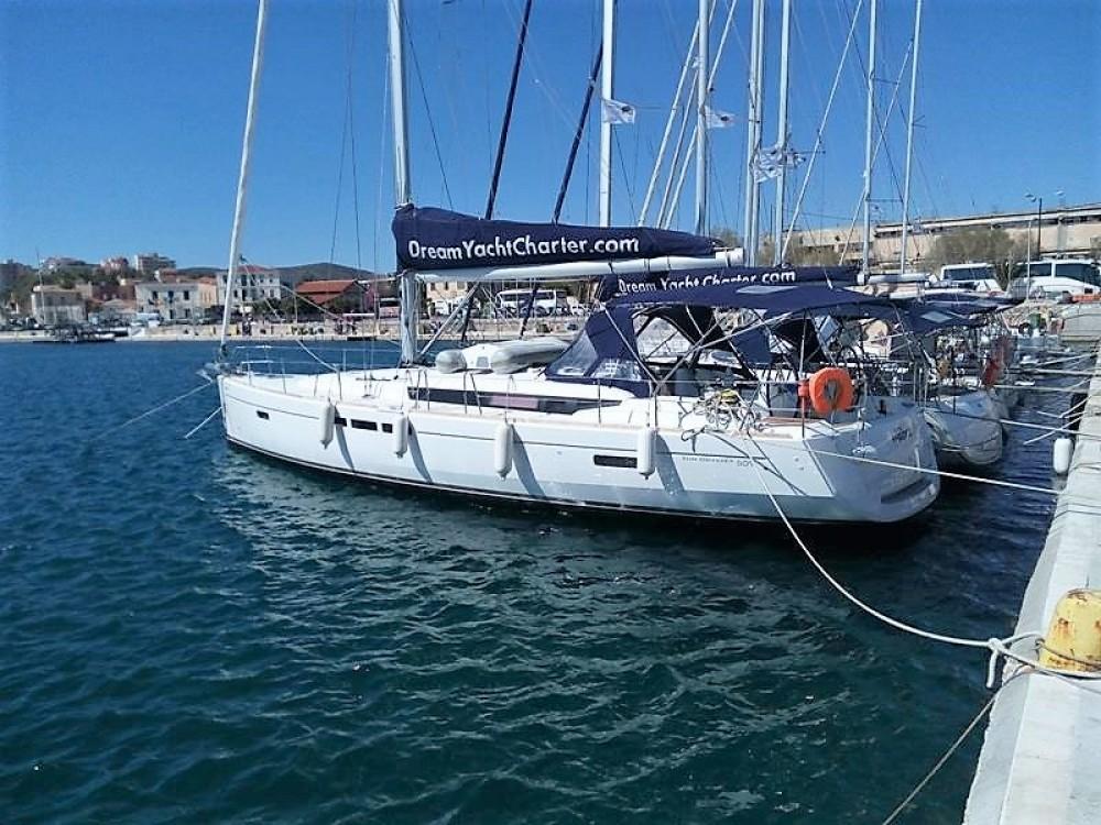 Location bateau Laurion pas cher Sun Odyssey 509