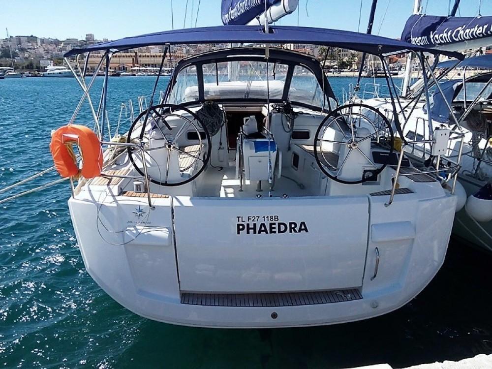 Location bateau Jeanneau Sun Odyssey 509 à Laurion sur Samboat