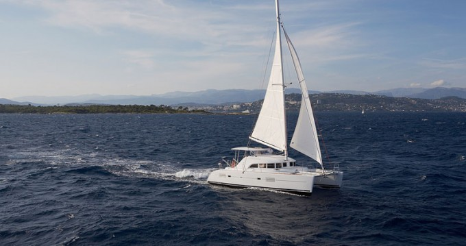 Catamaran for rent Arnos Vale at the best price