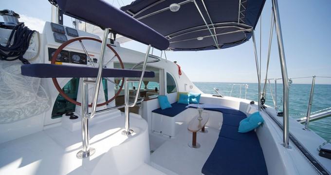 Location bateau Arnos Vale pas cher Lagoon 380