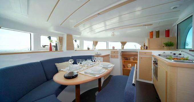 Location yacht à Arnos Vale - Lagoon Lagoon 380 sur SamBoat