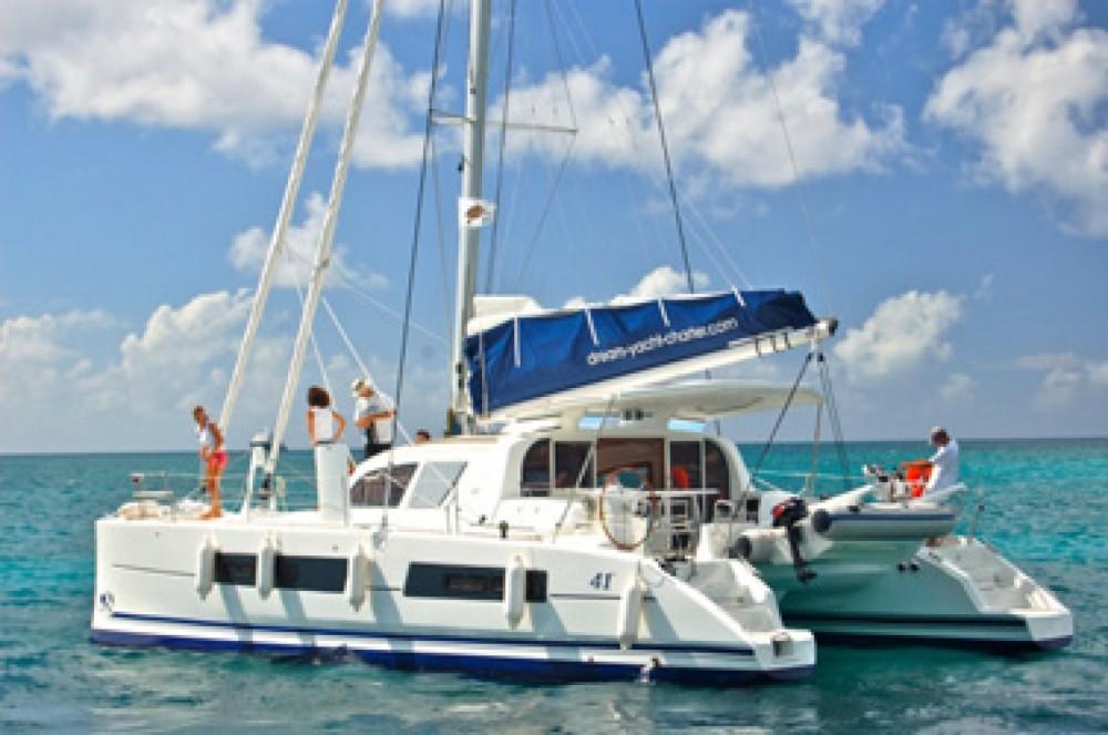 Location Catamaran à Papeete - Catana Catana 42