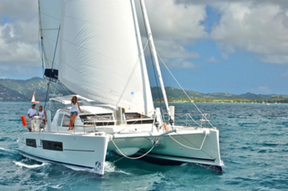 Location bateau Catana Catana 42 à Papeete sur Samboat