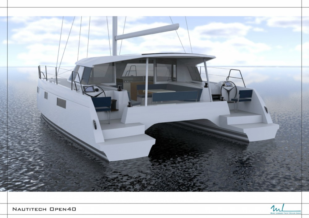 Location yacht à Cienfuegos - Nautitech Open 40 sur SamBoat