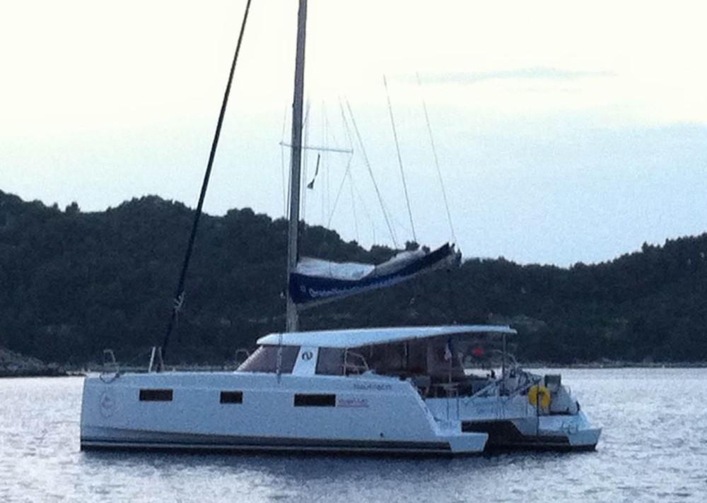 Location bateau Nautitech Open 40 à Cienfuegos sur Samboat