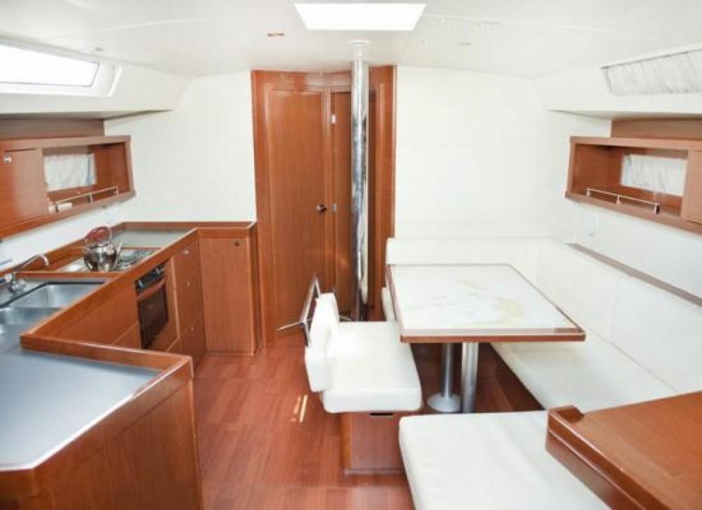 Location bateau Bénéteau Oceanis 45 à Skiathos sur Samboat
