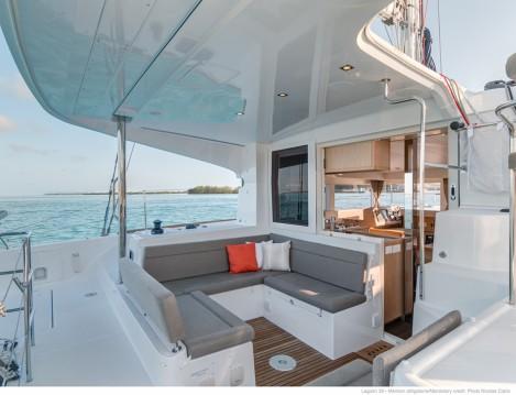 Location Catamaran à Ajaccio - Lagoon Lagoon 39