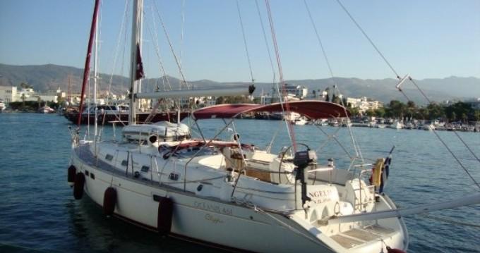 Location bateau Cos pas cher Oceanis 461