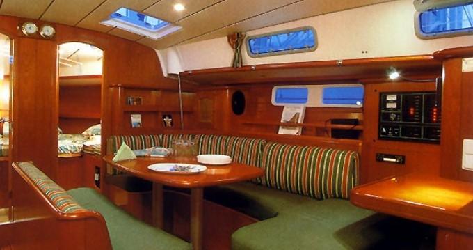 Location bateau Bénéteau Oceanis 461 à Cos sur Samboat