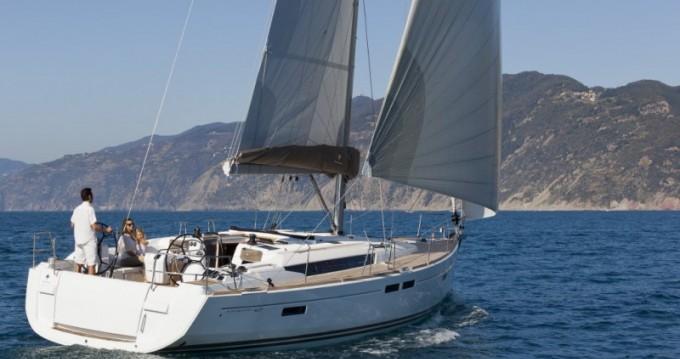 Jeanneau Sun Odyssey 469 entre particuliers et professionnel à Šibenik