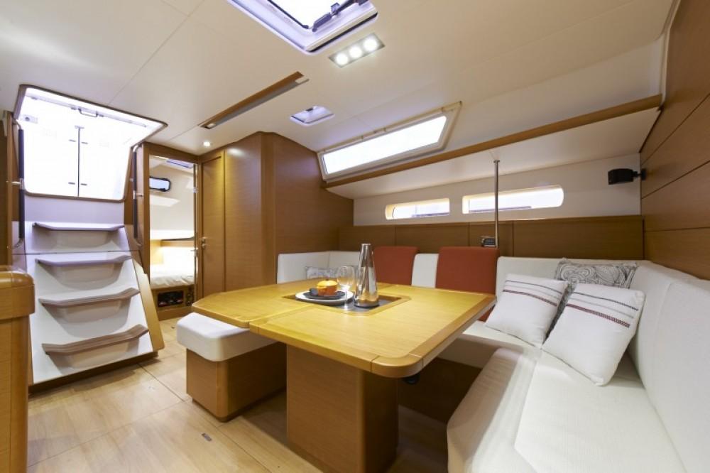 Location bateau Šibenik pas cher Sun Odyssey 469