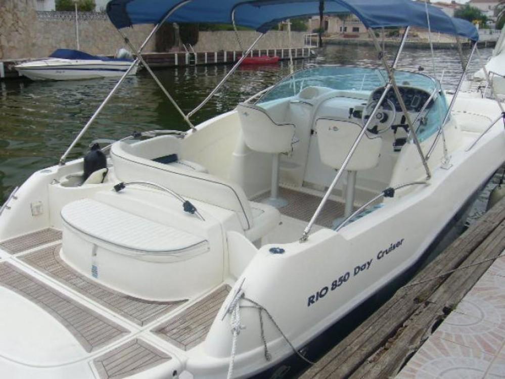 Location yacht à Alicante - Rio Rio 850 Day Cruiser sur SamBoat
