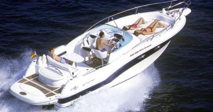 Louer Bateau à moteur avec ou sans skipper Rio à Alicante