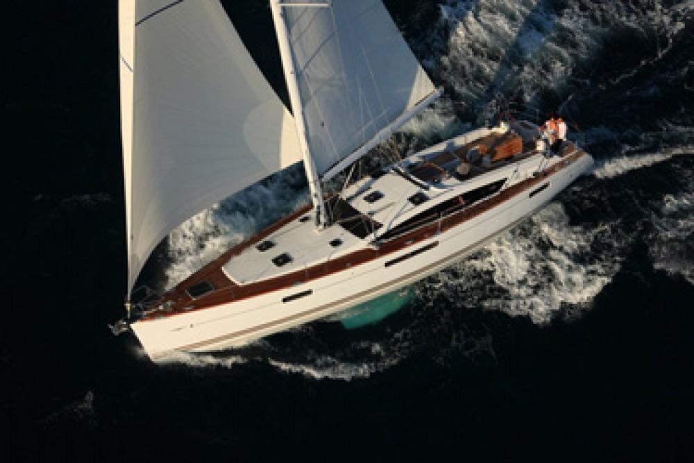 Location bateau Jeanneau Jeanneau 53 à Annapolis sur Samboat
