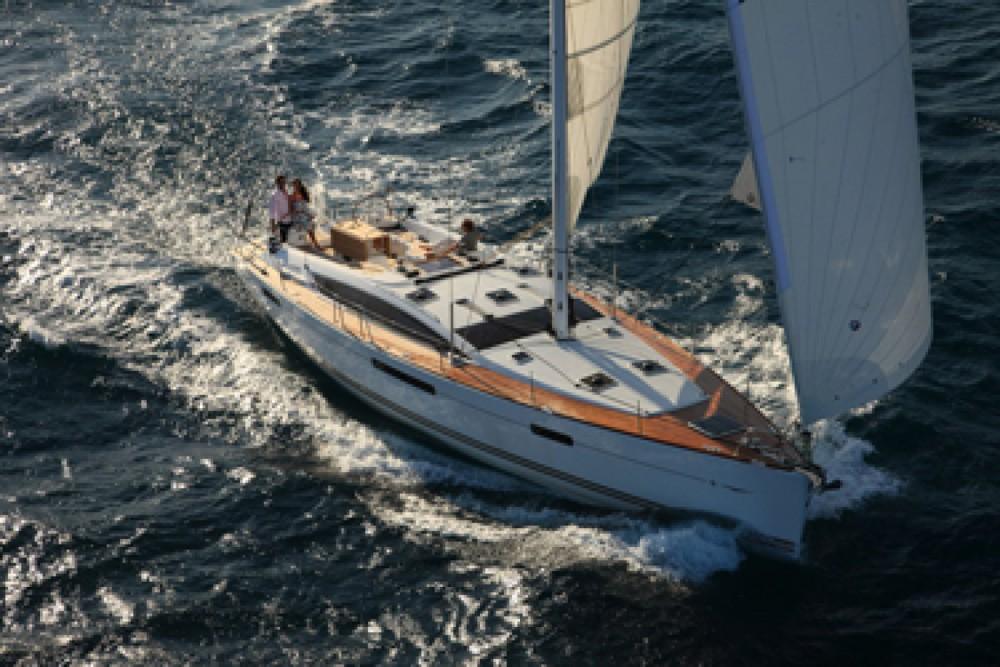 Location bateau Annapolis pas cher Jeanneau 53
