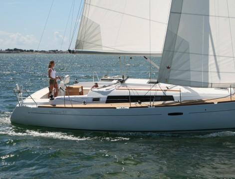 Location yacht à Port Hamble - Bénéteau Oceanis 37 sur SamBoat