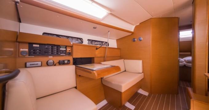 Rental Sailboat in Göcek - Jeanneau Sun Odyssey 439