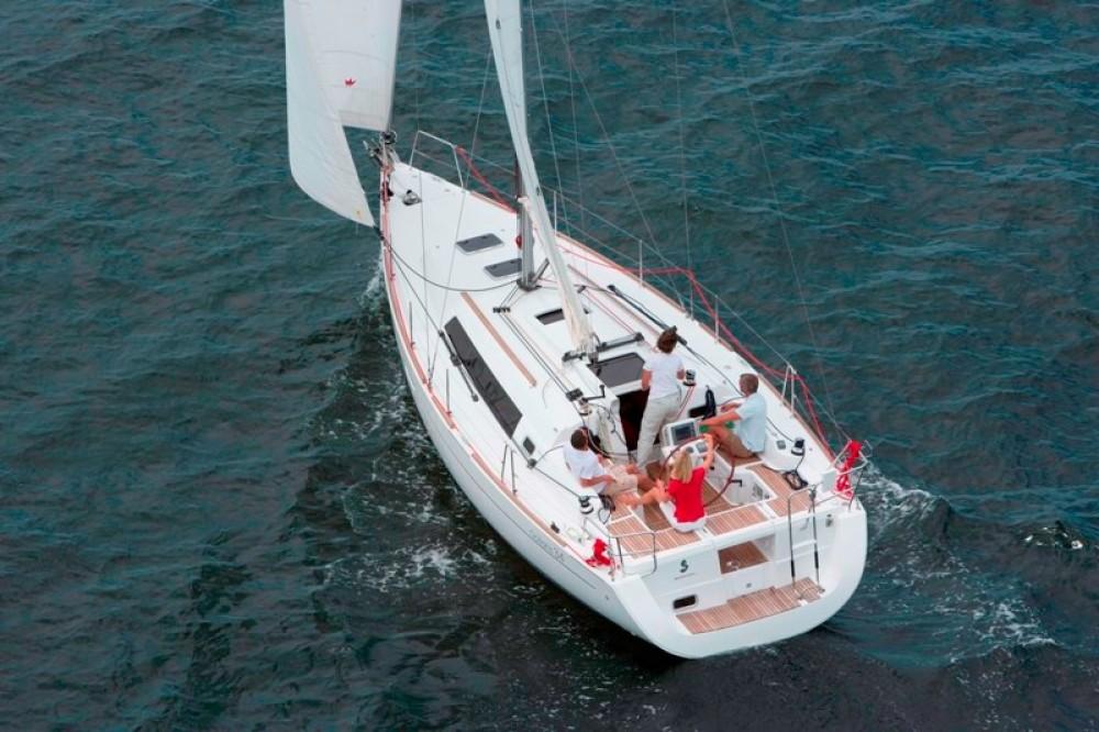 Noleggio Barca a vela con o senza skipper Bénéteau Δήμος Κω