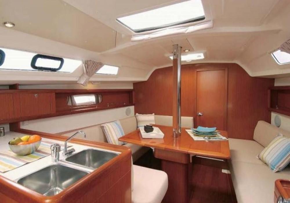 Rental Sailboat in Kos - Bénéteau Oceanis 34