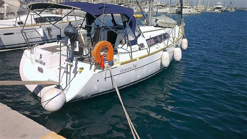 Noleggio barche Δήμος Κω economico Oceanis 34