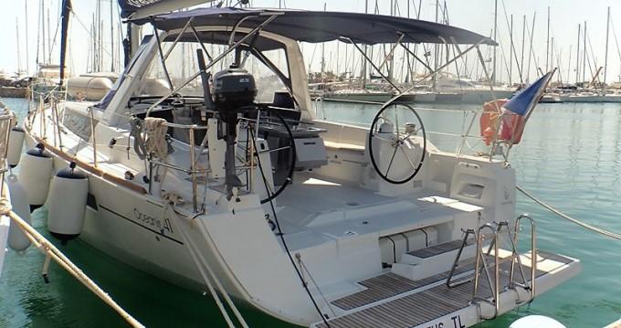 Location yacht à Rhodes - Bénéteau Oceanis 41 sur SamBoat