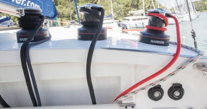 Location yacht à Šibenik - Fountaine Pajot Salina 48 sur SamBoat