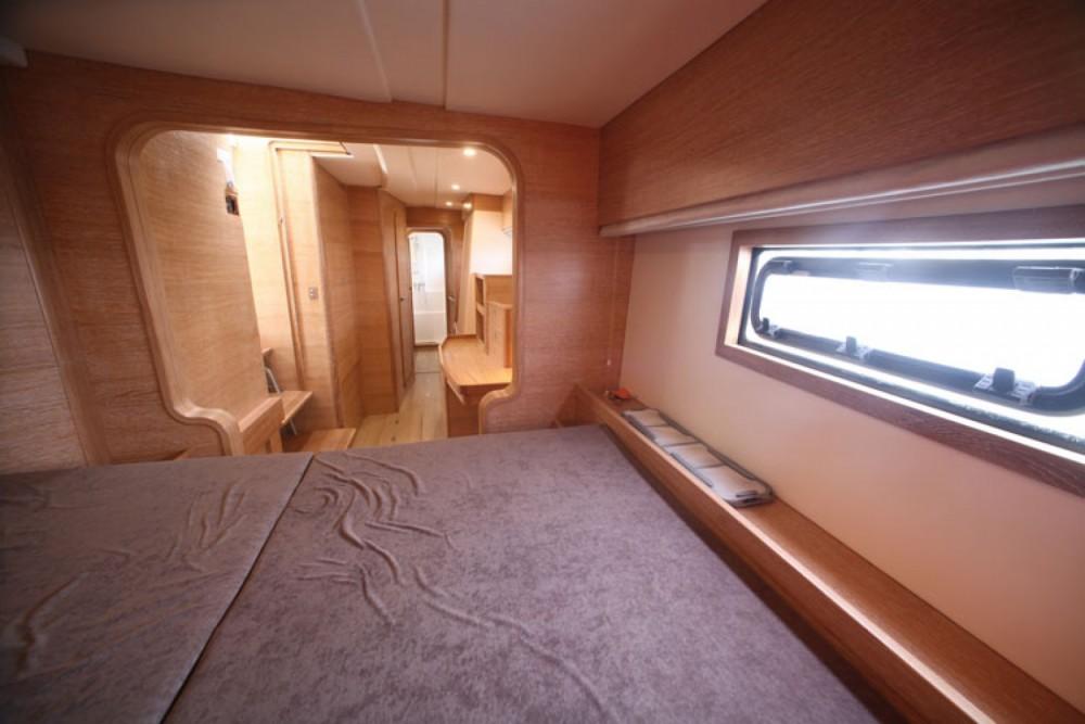 Location yacht à Papeete - Catana Catana 55 Carbon Infusion sur SamBoat