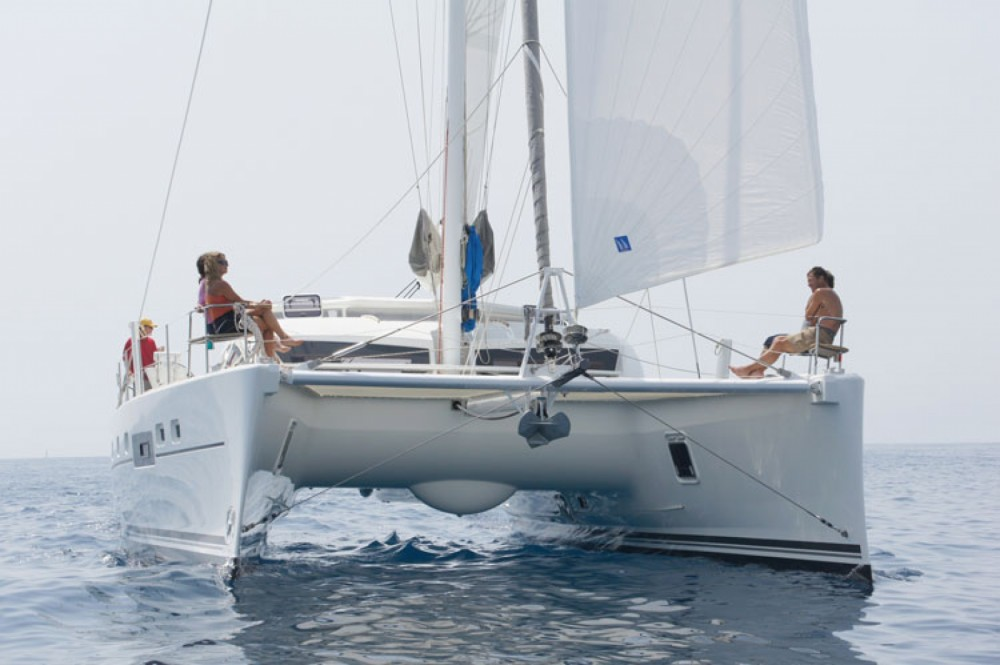 Location Catamaran à Papeete - Catana Catana 55 Carbon Infusion