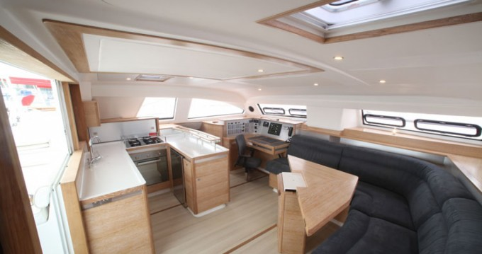 Location yacht à Papeete - Catana Catana 55 sur SamBoat