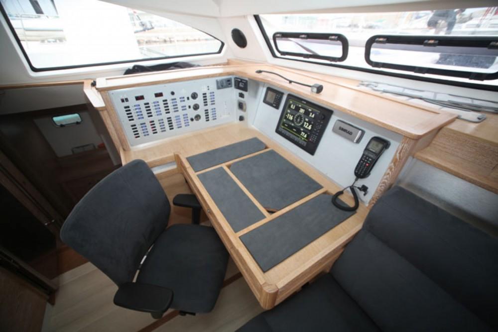 Location yacht à Papeete - Catana Catana 55 sur SamBoat
