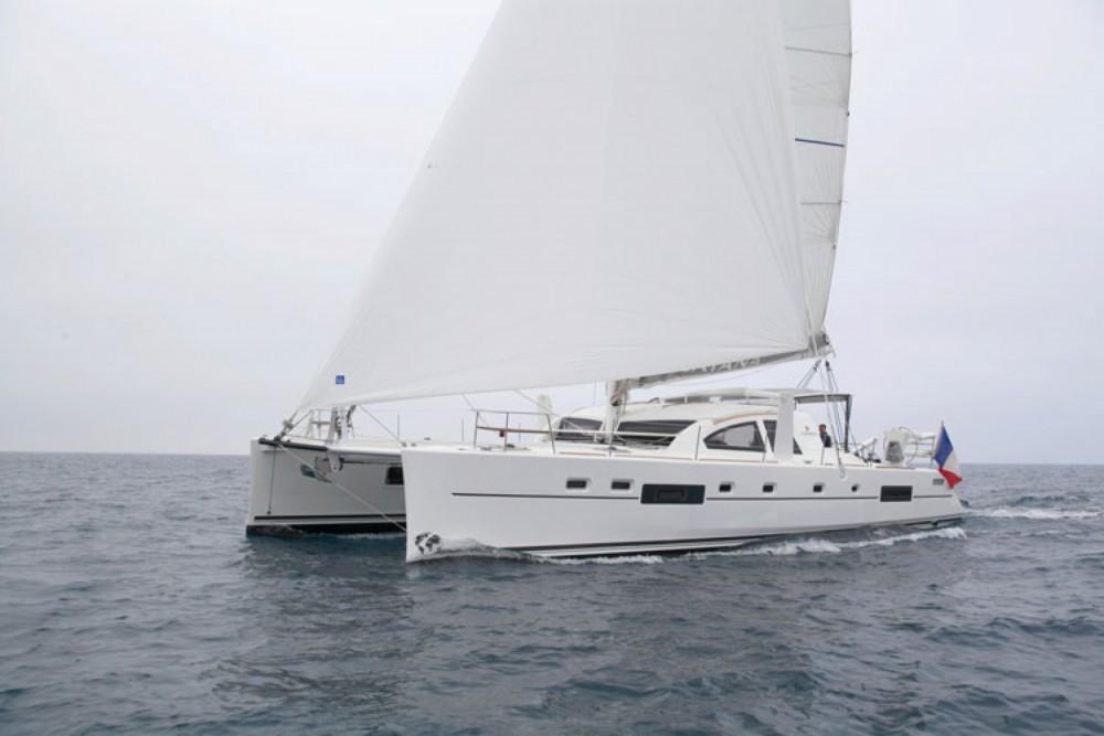 Louez un Catana Catana 55 à Papeete