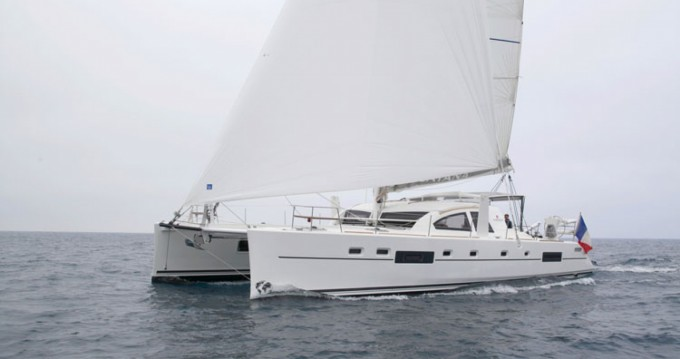 Location Catamaran à Papeete - Catana Catana 55
