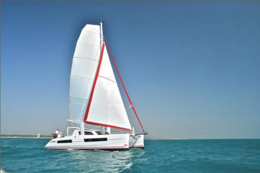 Location yacht à Papeete - Catana Catana 47 sur SamBoat