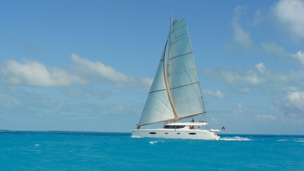 Yacht-Charter in South Abaco - Fountaine Pajot Salina 48 auf SamBoat