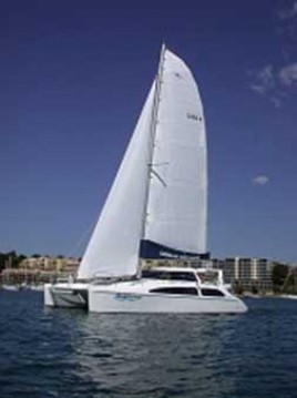 Location Catamaran Seawind avec permis